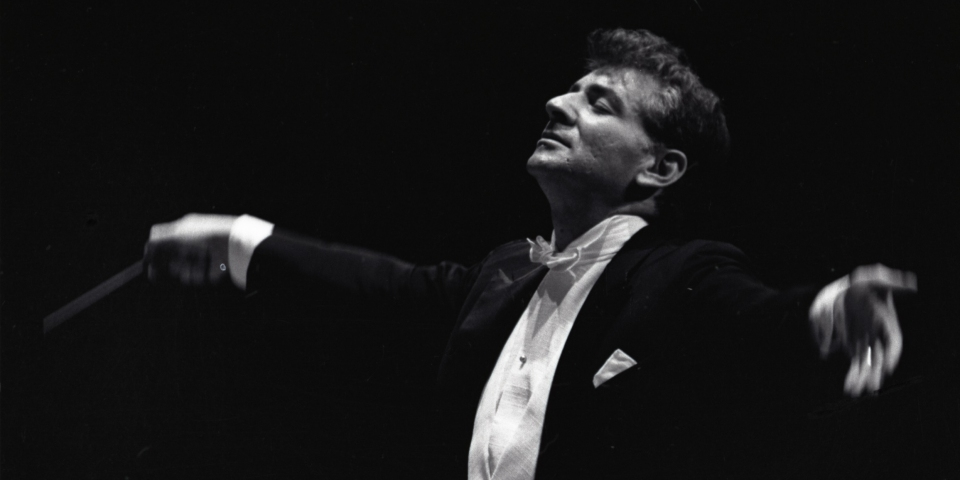 leonard bernstein conducting - photo #9