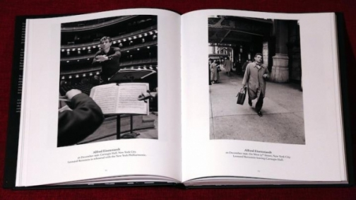 Leonard Bernstein 100 The Masters Photograph the Maestro