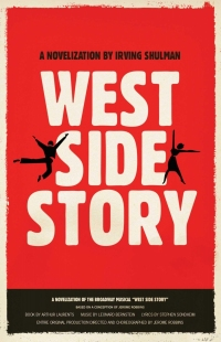 West Side Story: A Novelization Book Cover Image