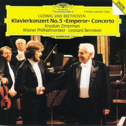 Concerto No. 5 in E-flat Major for Piano & Orchestra, Op. 73,