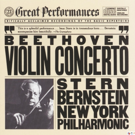 Concerto in D Major for Violin & Orchestra, Op. 61