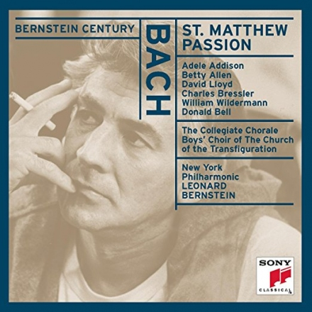 St. Matthew Passion, BWV 244 (Abridged)