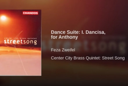 Center City Brass Quintet: Street Song