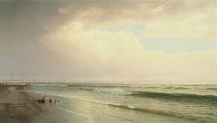 William Trost Richards (via Wikimedia Commons)
