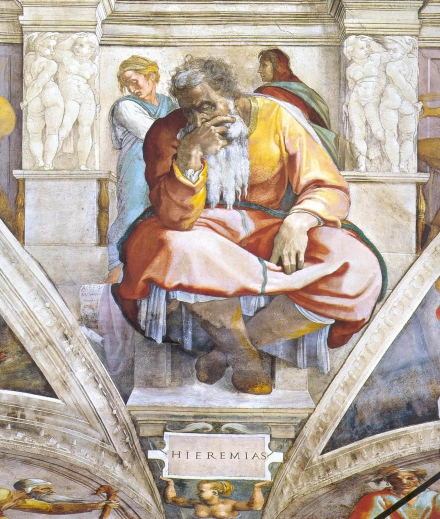 Michelangelo (via Wikimedia Commons)